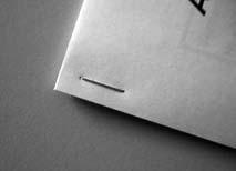Die Kopierer heften automatisch nach dem Druck