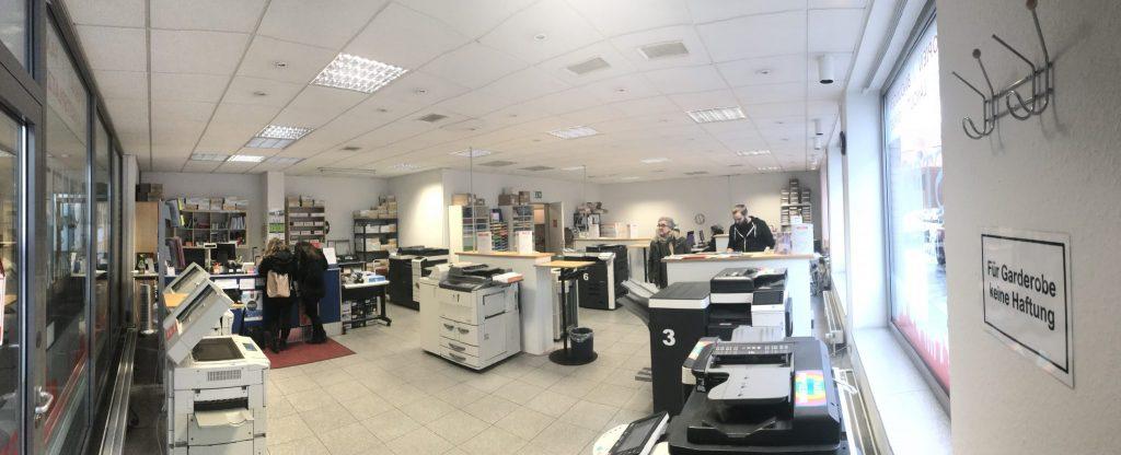 Der Copyshop Im Herzen Hannovers Lister Copy Team