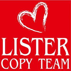 Lister Copy Team Copyshop
