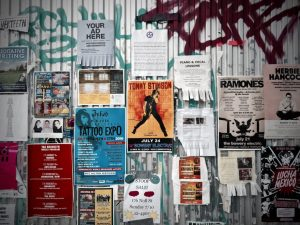 Plakate Blueback Outdoor