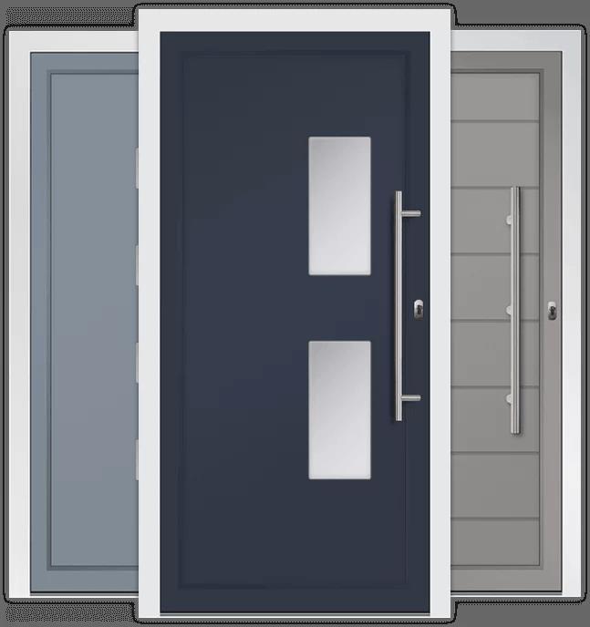 Raum Entrance Doors Listers