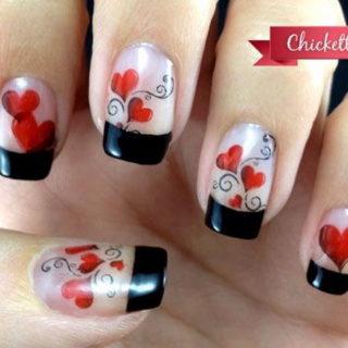 70 Romantic Valentine S Day Nail Art Ideas