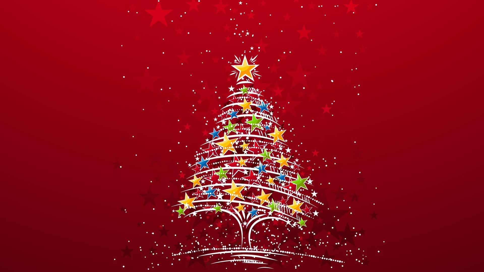 Beautiful Christmas Tree Wallpaper