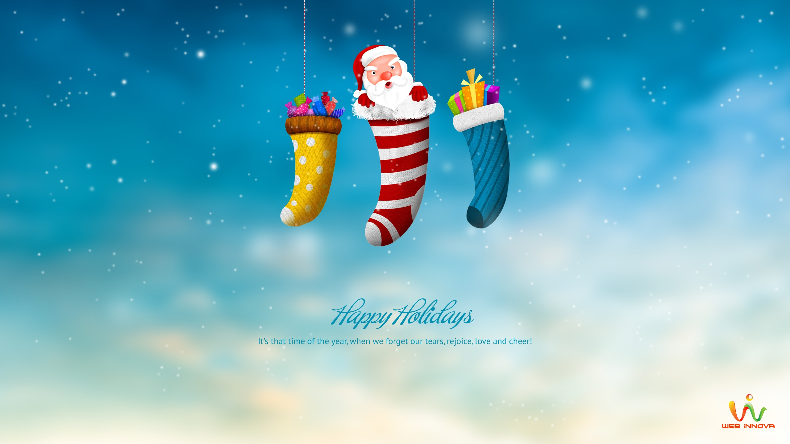 Happy Holidays Wallpaper