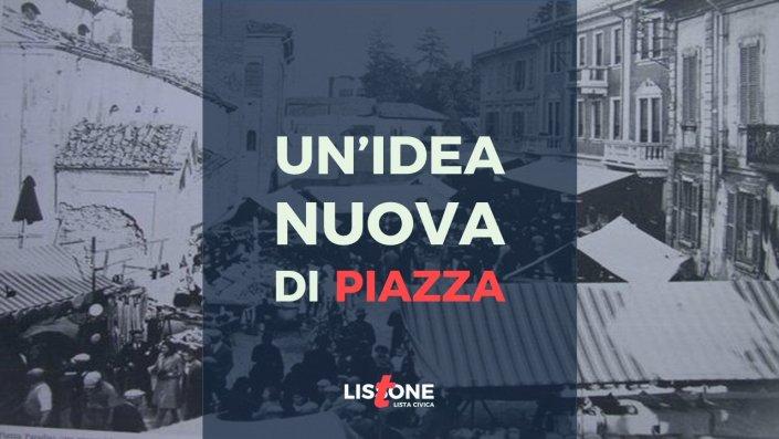 Vecchia piazza Libertà