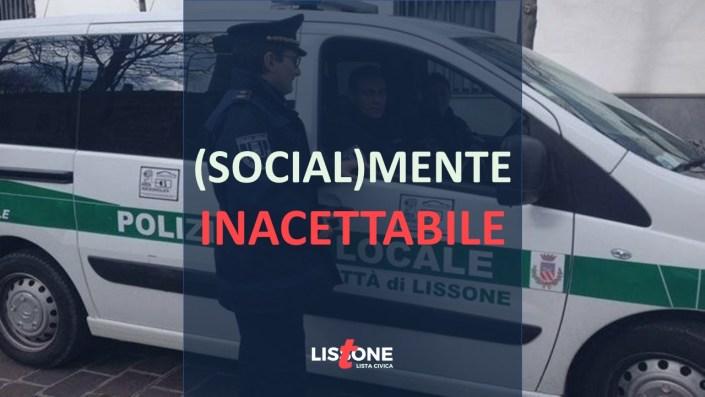 Polizia locale di Lissone