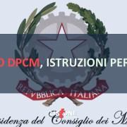 DPCM 13 ott 2020