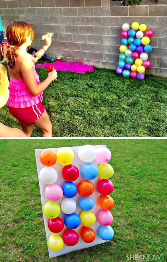 11 Of The Best DIY Outdoor Party Games And Activities