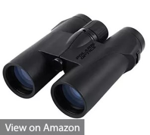 Polaris Optics WideViews 8X42 HD Professional Bird Watching Binoculars