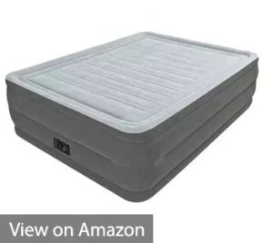 Intex Comfort Plush Elevated Dura-Beam Airbed