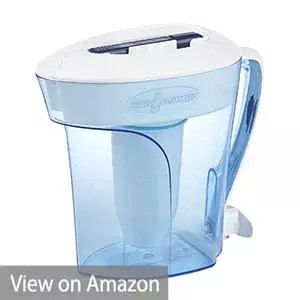 ZeroWater ZP-010, 10 Cup Water Filter Pitcher