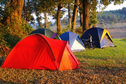 list of things I was glad I brought on our camping trip | ListPlanIt.com