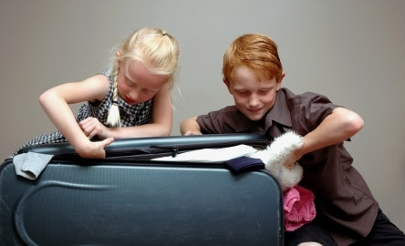 list of packing essentials for your next family vacation | ListPlanIt.com