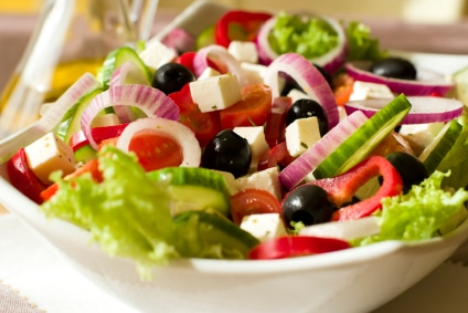 list of ingredients for a summer salad buffet   ListPlanIt.com