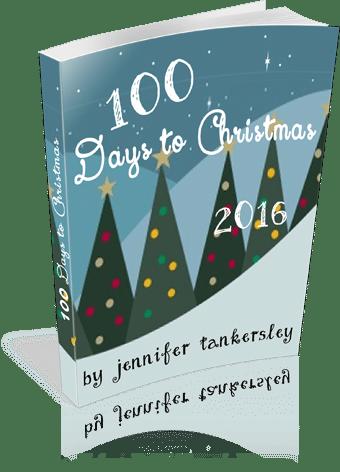 100 Days to Christmas 2016 Ebook