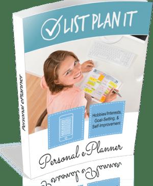 Personal ePlanner | ListPlanIt.com