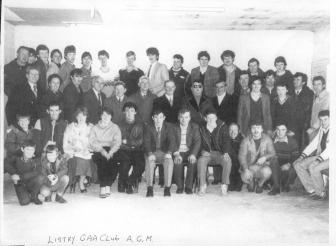 History of Listry Gaa29