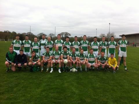 senior team 2012