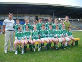 U12 Blitz Listry Team