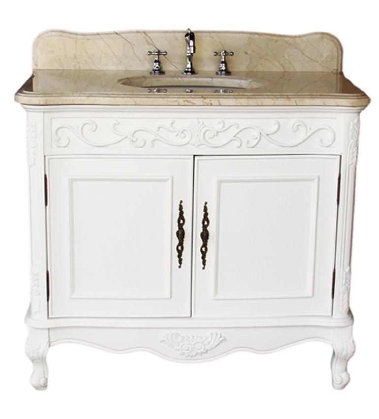 adelina 36 inch antique bathroom vanity