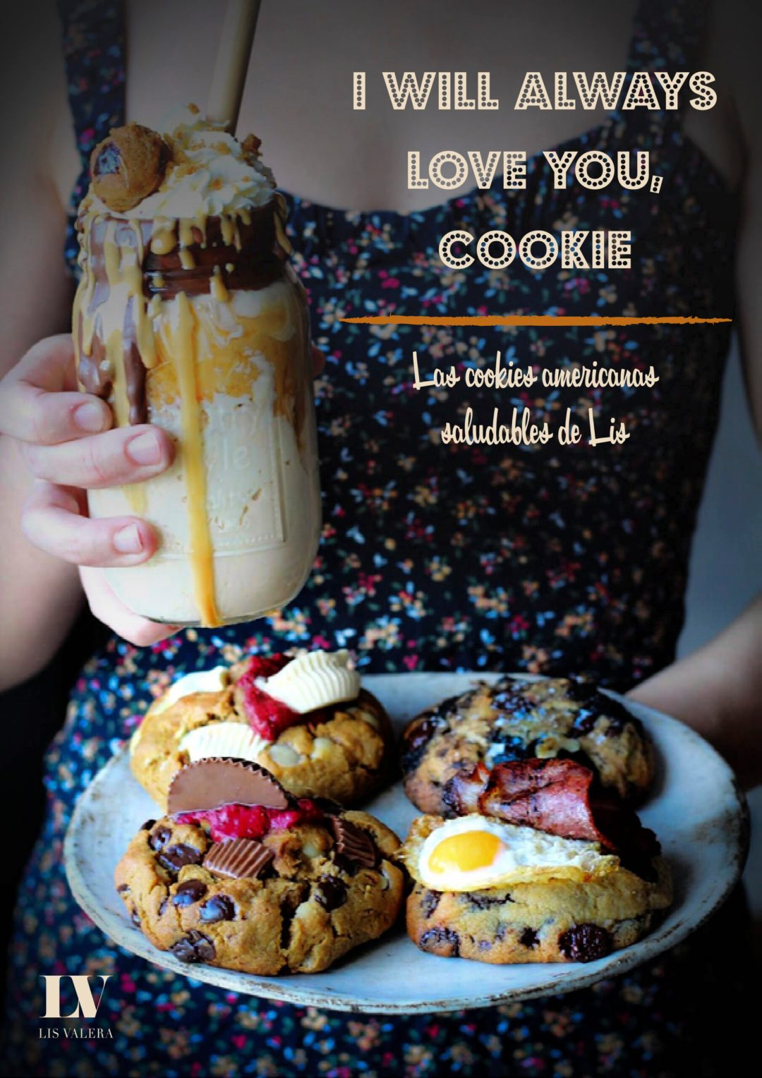 Healthy American Cookies