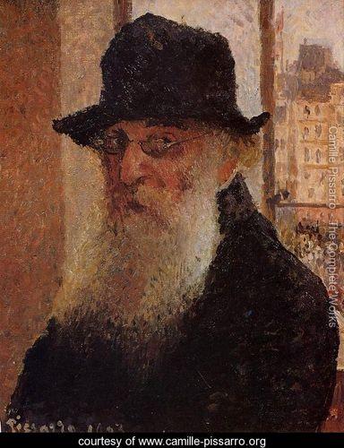 Self-Portrait Pissaro-