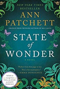 AnAnn Patchett's, State of Wonder
