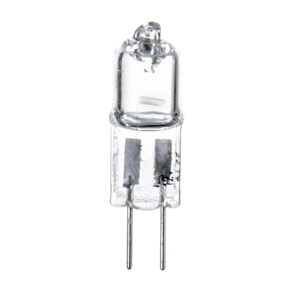 20 Watt G4 Halogen Capsule Light Bulb In Clear From Litecraft