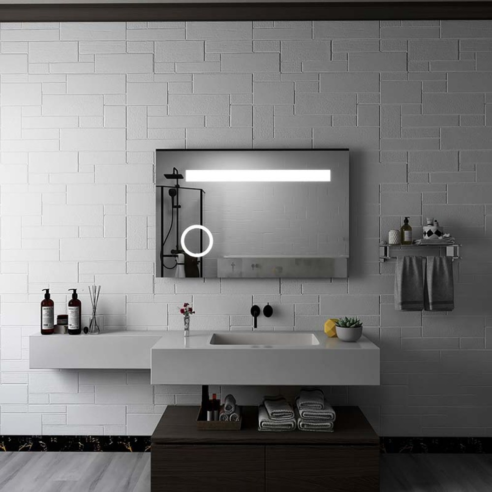 THE BENEFITS OF LED MIRROR LIGHT IN THE HOME