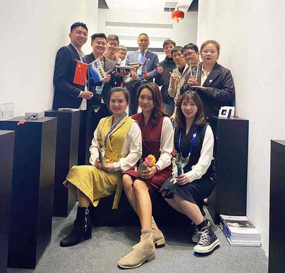 Liteharbor Achieves Incredibly Successful Results At Guangzhou Design Week 2020