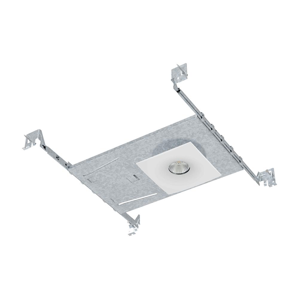 LED New Construction Retrofit Trim