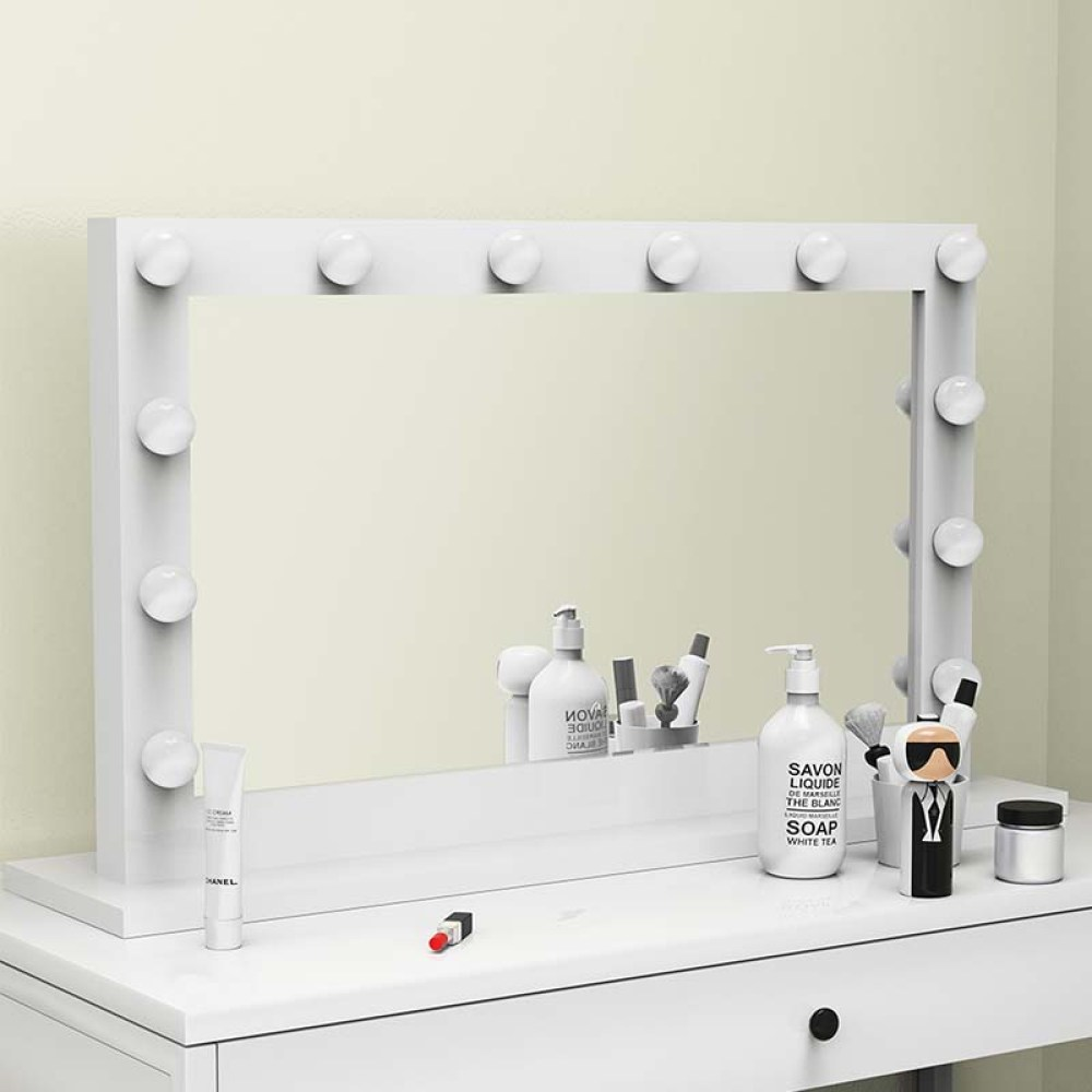 hollywood mirror dressing table