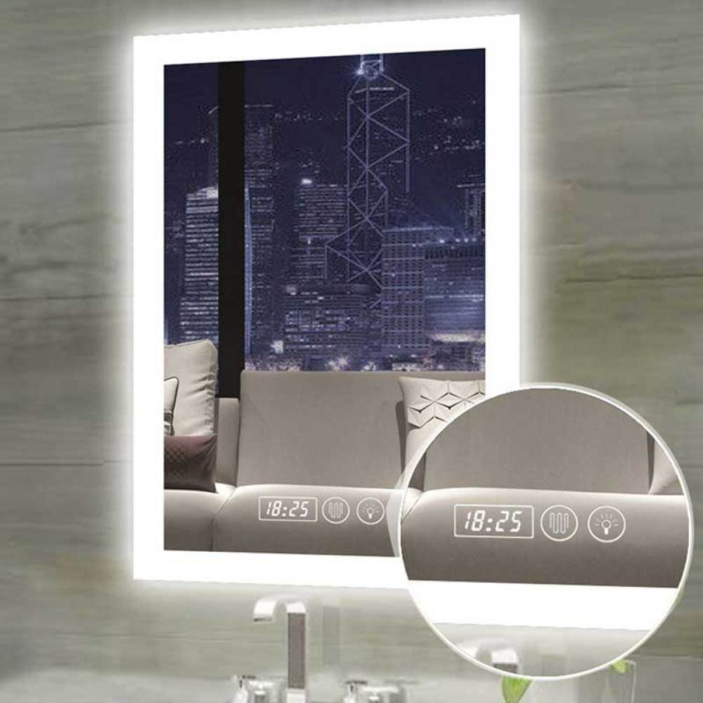 smart bathroom mirrors