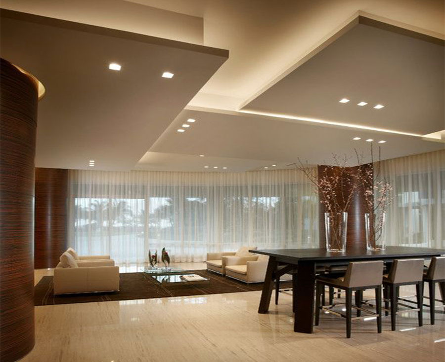 Recessed Lighting For Architecture