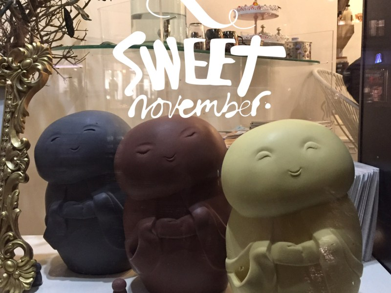 Find us at Sweet November in Göteborg