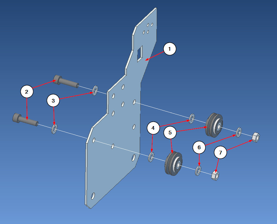ybar right roller step1