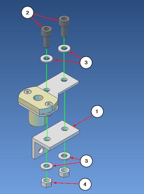 PnP head step 2