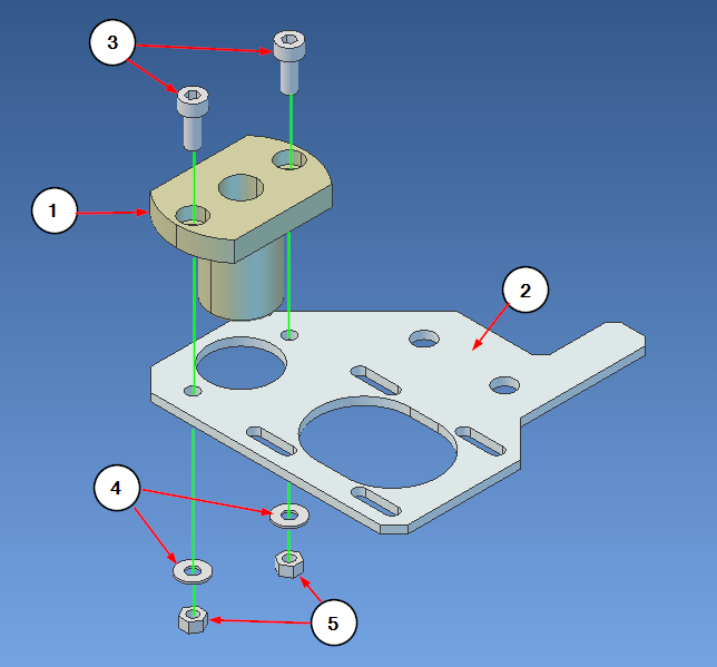 PnP head step 5