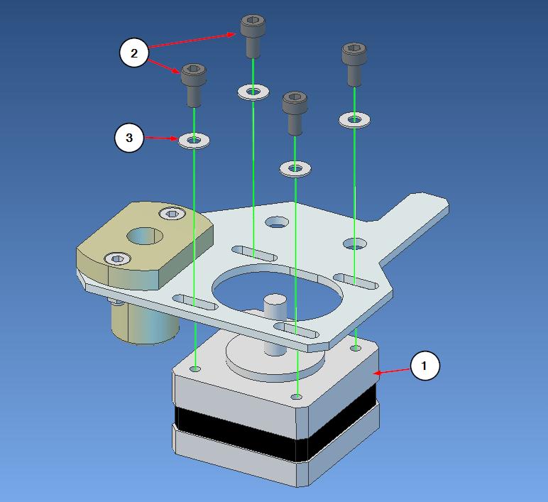 PnP head step 6