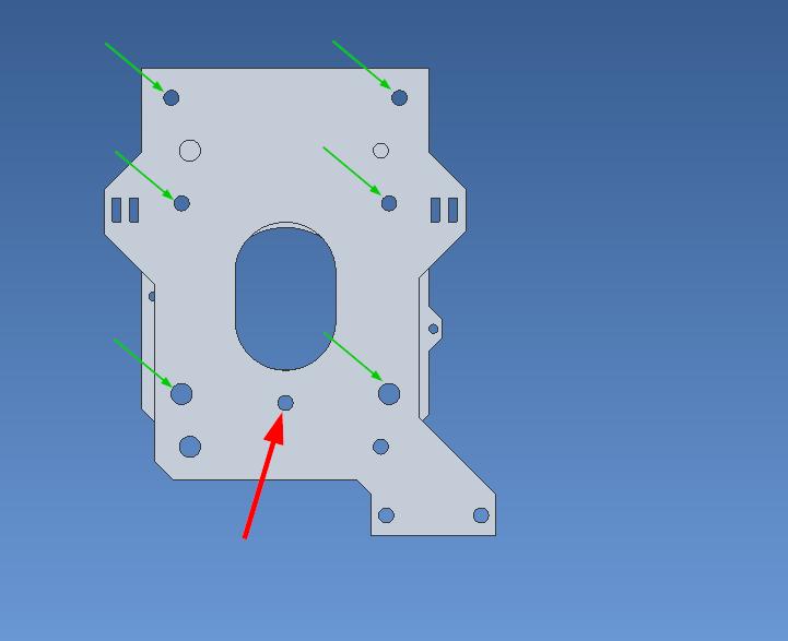 Plate drill guide