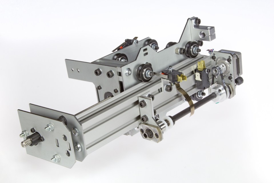 Gantry assembly