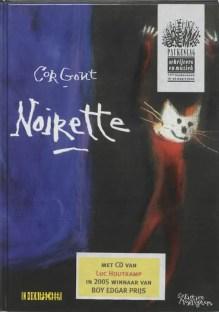 Omslag Noirette + CD - Cor Gout