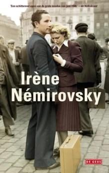 Omslag Storm in juni - Irene Némirovsky