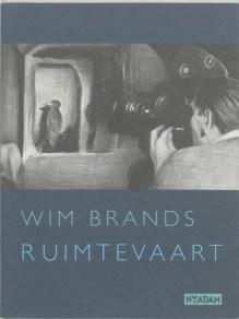 Omslag Ruimtevaart - Wim Brands