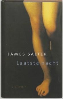 Omslag Laatste nacht - James Salter