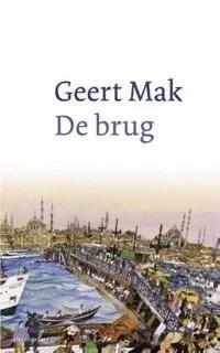 Omslag De brug - Geert Mak