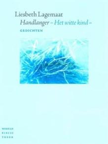 Omslag Handlanger - Liesbeth Lagemaat
