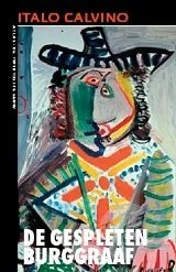 Omslag De gespleten burggraaf - Italo Calvino