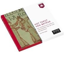 Omslag Het Tapijt van Bayeux -  P. Leupen