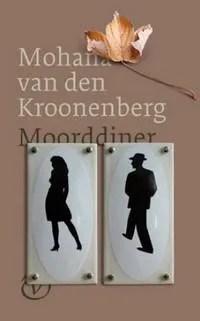 Omslag Moorddiner - Mohana van den Kroonenberg